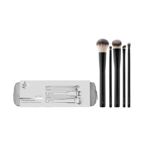 Glo Skin Beauty Pro Essentials Brush Set