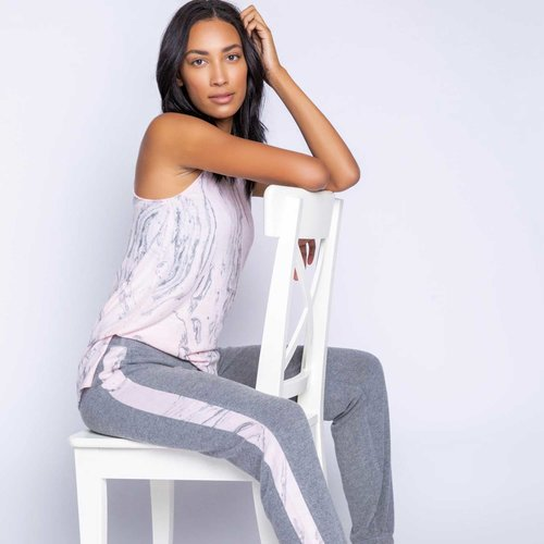 PJ Salvage Marvelous Marble Pant Set