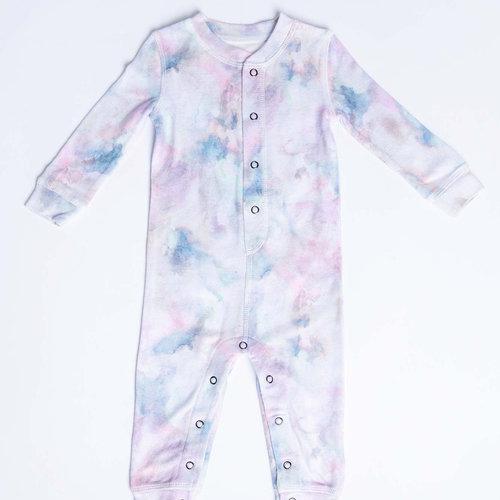 PJ Salvage Peachy Infant Romper