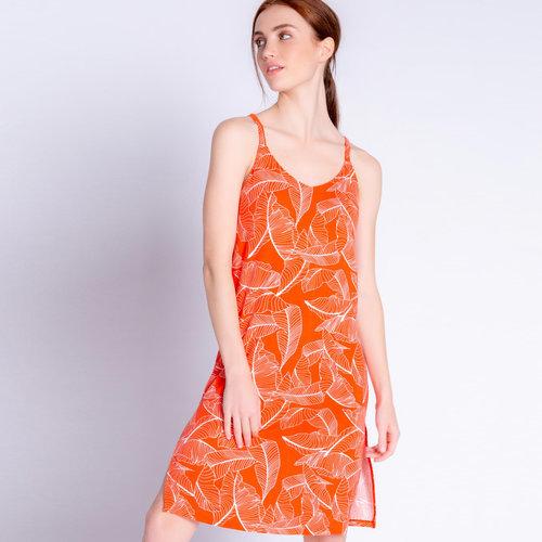 PJ Salvage Leafy Dreams Floral Fire Dress