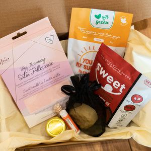 """Mom's Day Off"" Essentials Box"