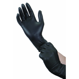 SMALL NITRILE GLOVES X 12
