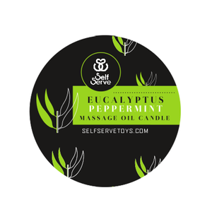 EUCALYPTUS PEPPERMINT MASSAGE CANDLE LARGE