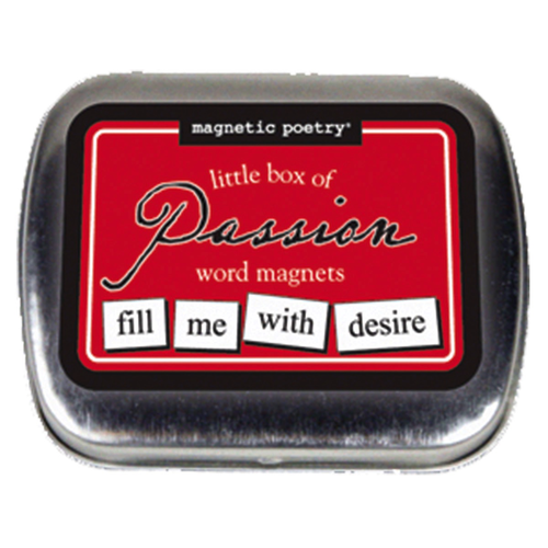 PASSION WORD MAGNETS