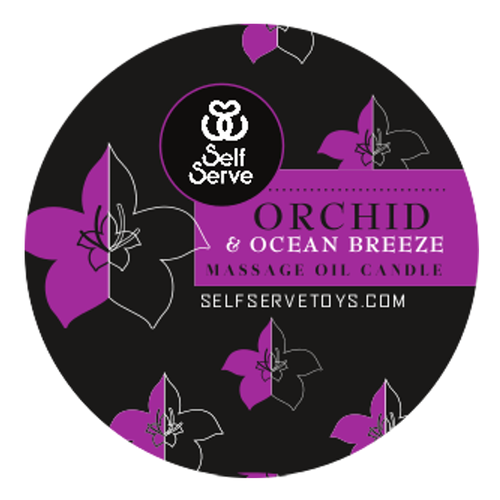 ORCHID & OCEAN BREEZE MASSAGE CANDLE LARGE