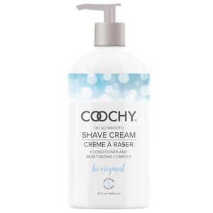 SILKY SHAVE CREAM ORIGINAL 32 OZ