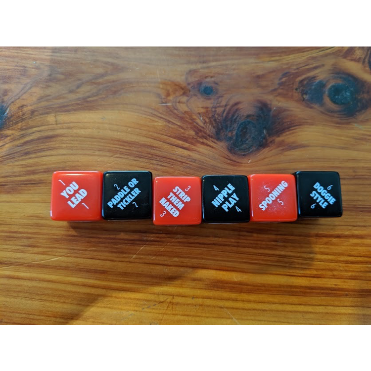 SEXY DICE GAME