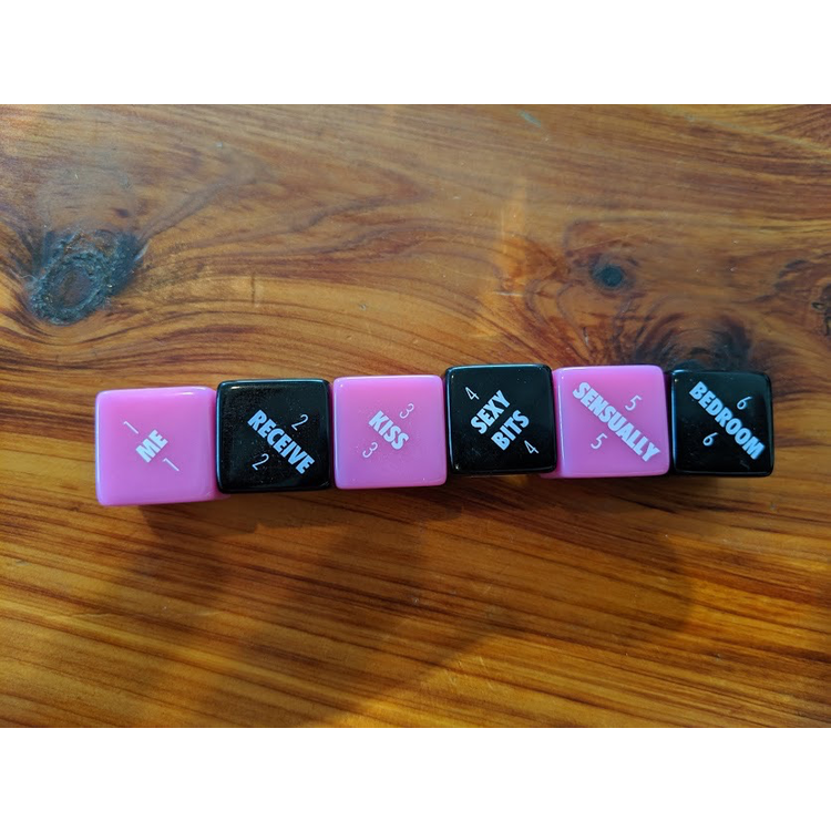 FOREPLAY DICE GAME