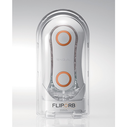 TENGA FLIP ORB ORANGE CRASH