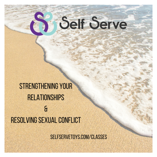 HOW TO STRENGTHEN YOUR RELATIONSHIPS & RESOLVE SEXUAL CONFLICT