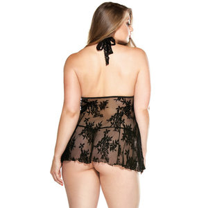 LACE CHEMISE & G-STRING