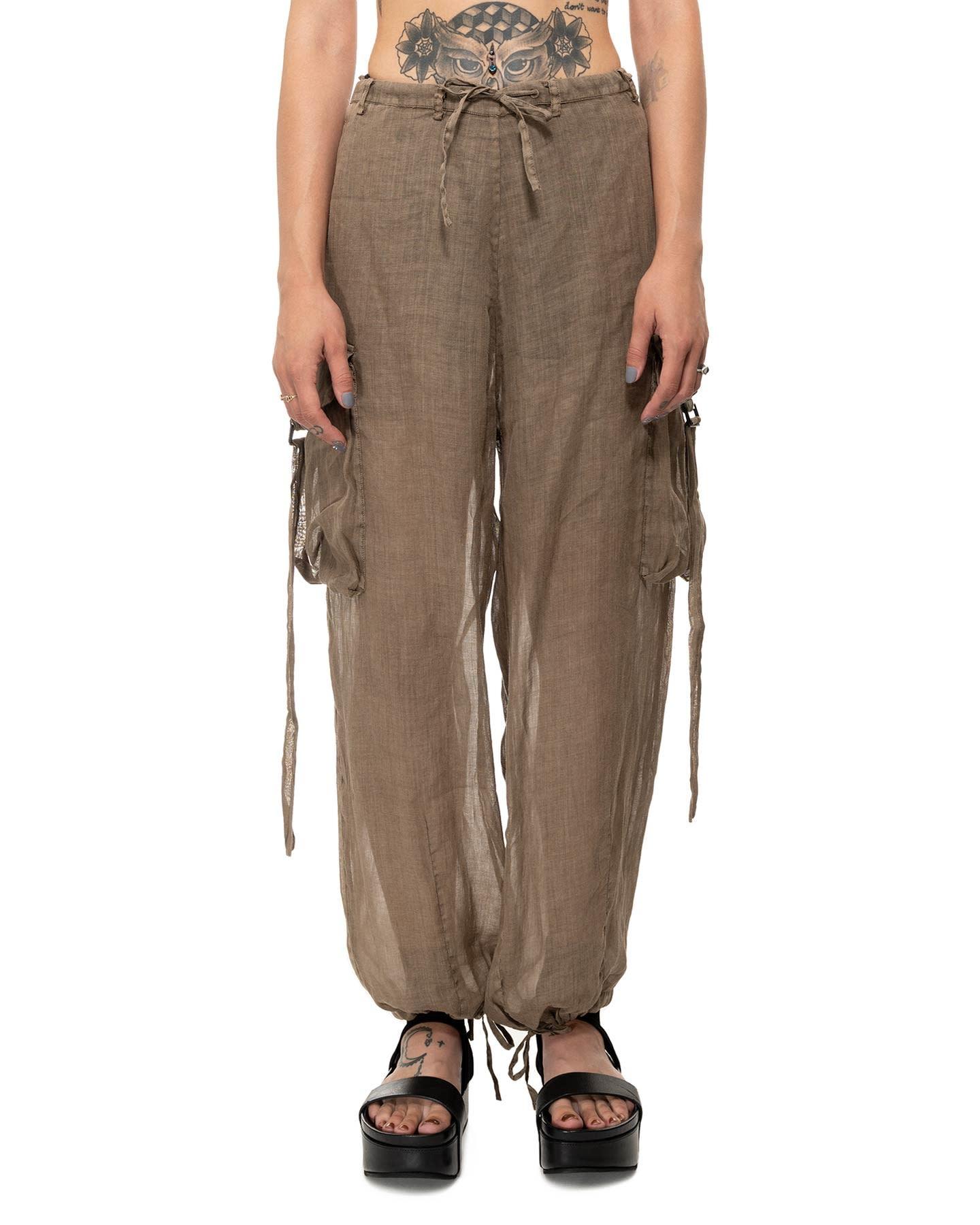 GAUZE COMBAT PANTS