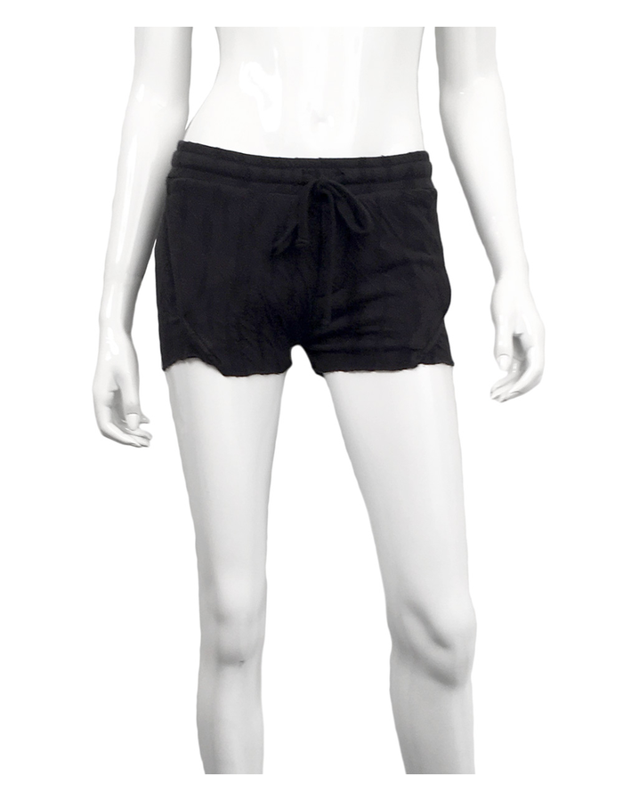 THOM KROM SHORTS IN BUBBLE FABRIC