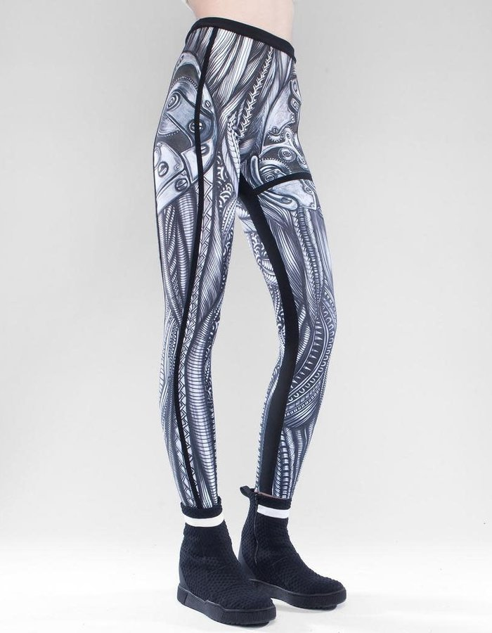 DEMOBAZA LEGGINGS EHEIE W