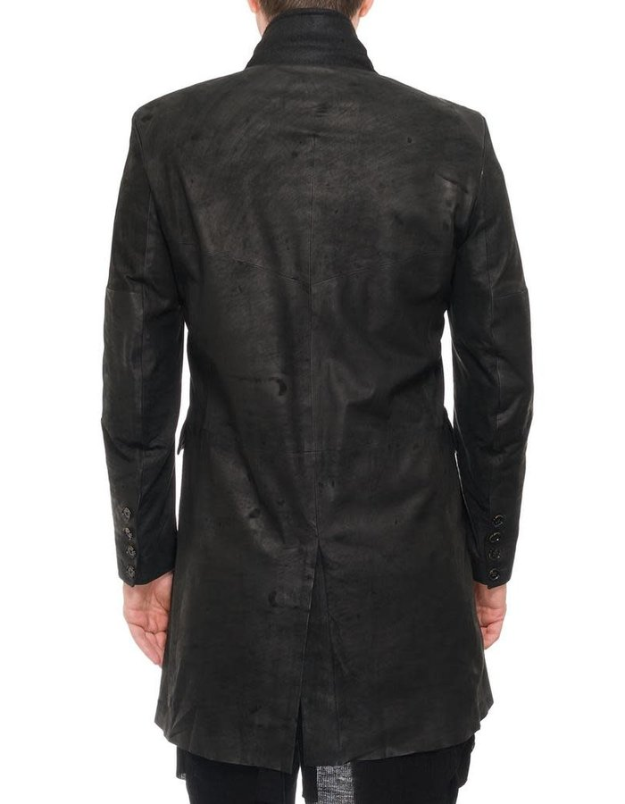 TNBP LONG LEATHER SPECIALIST BLAZER M