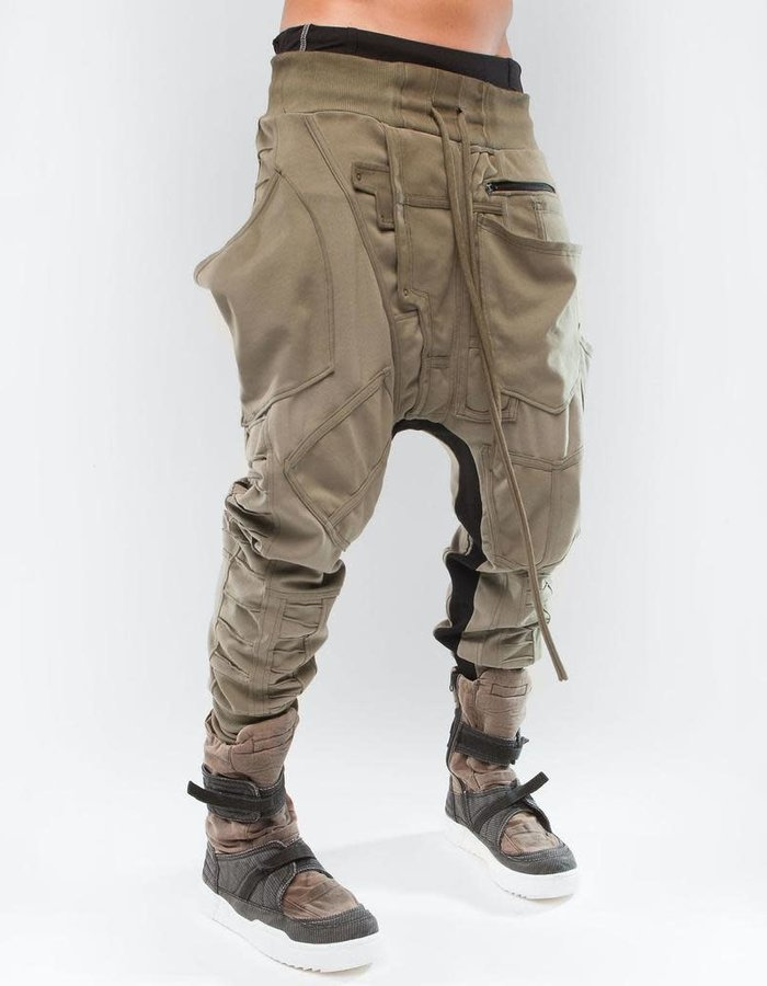 DEMOBAZA TROUSERS BAGGY SAMAJA