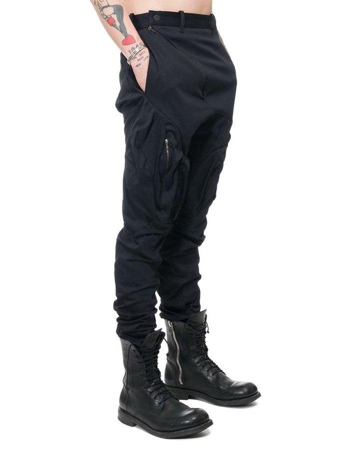 LEON EMANUEL BLANCK DISTORTION MUSCLE POCKET PANTS