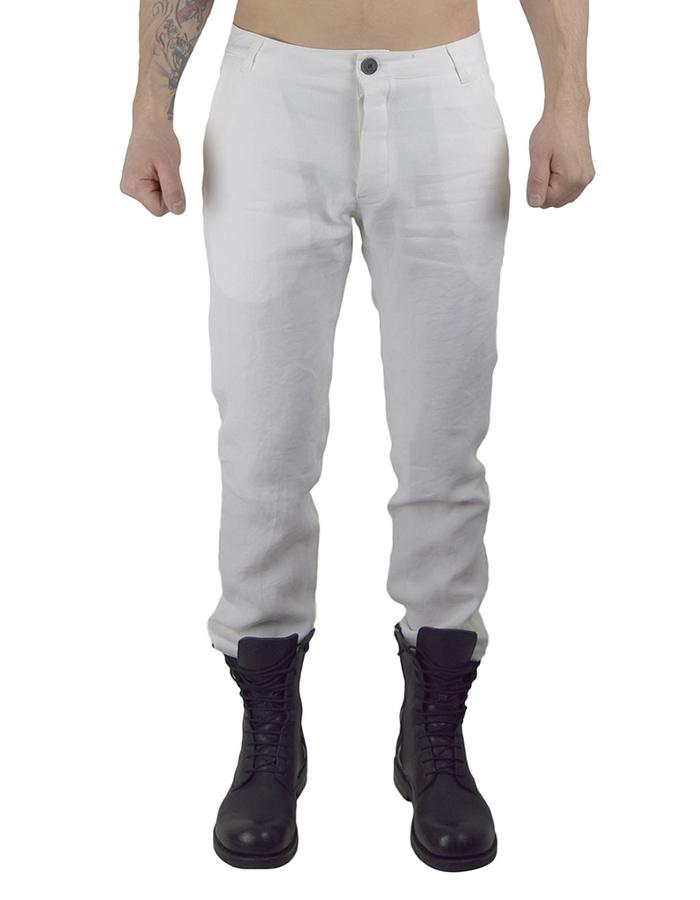 HANNIBAL HELMKE TROUSER SS17 - WHITE