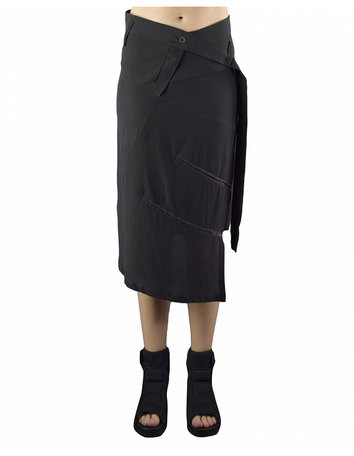 LOST AND FOUND MANICOMIO SKIRT