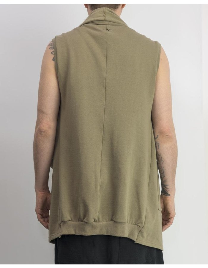 FIRST AID TO THE INJURED STERNUM WAISTCOAT