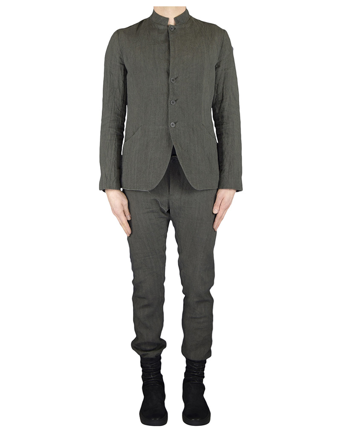 HANNIBAL JACKET THESIS - OLIVE