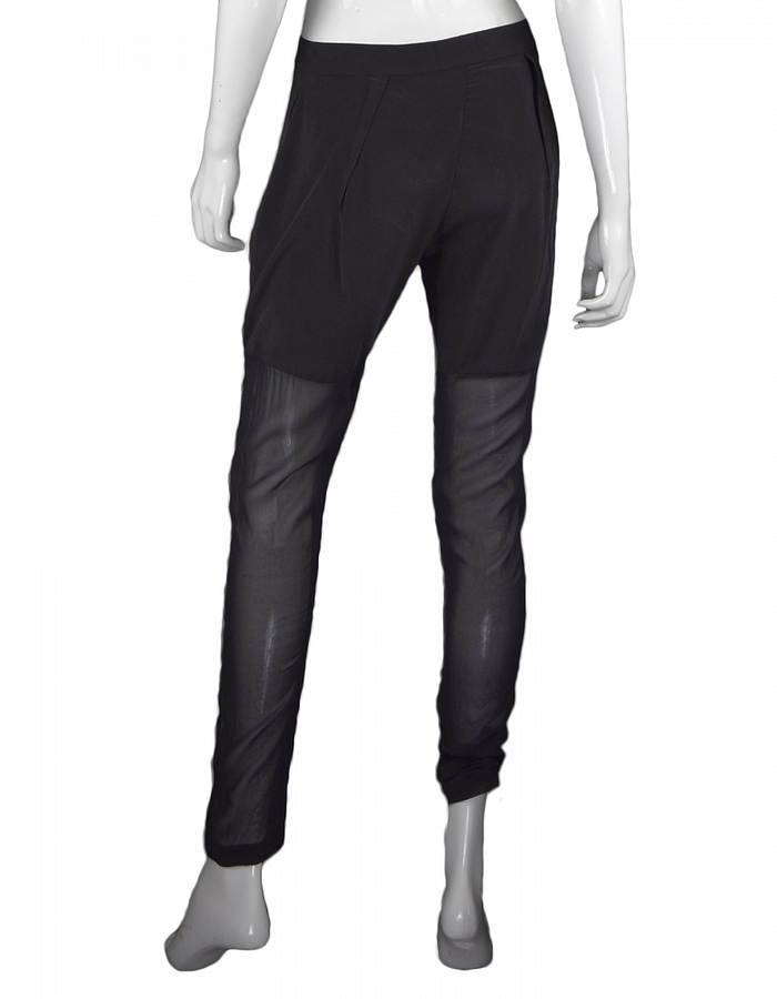 LOST AND FOUND STRETCH SLIM PANT