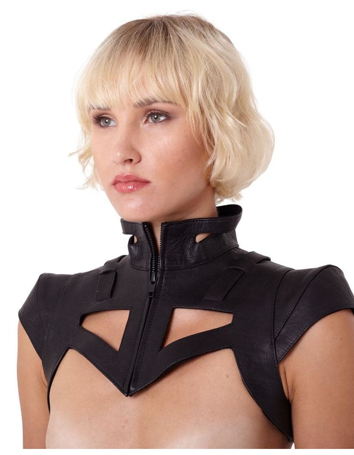 GELAREH DESIGNS QUARTZ SHOULDER PIECE