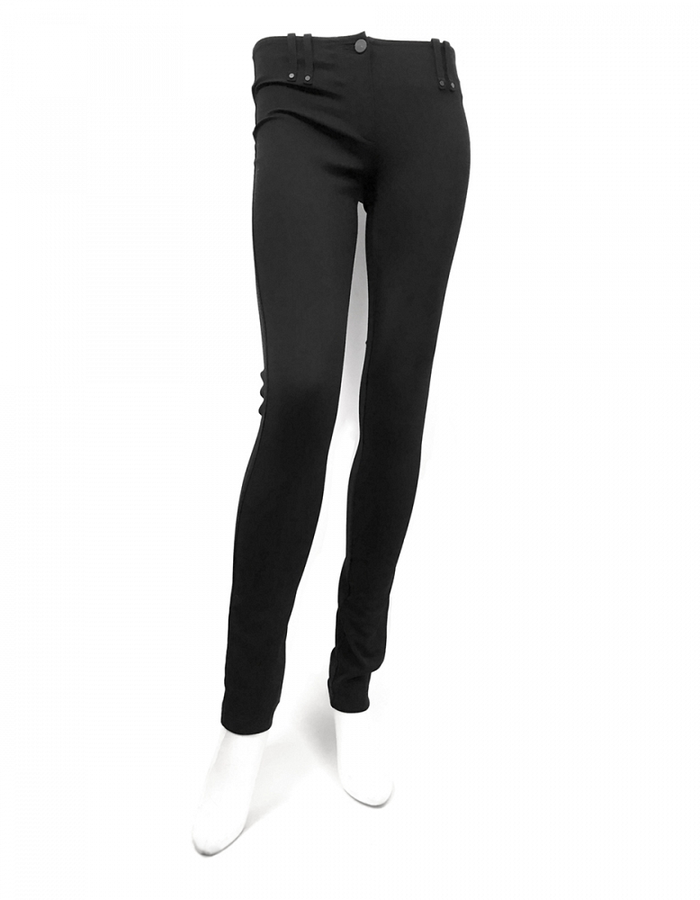 PLEIN SUD LEGGING TROUSERS