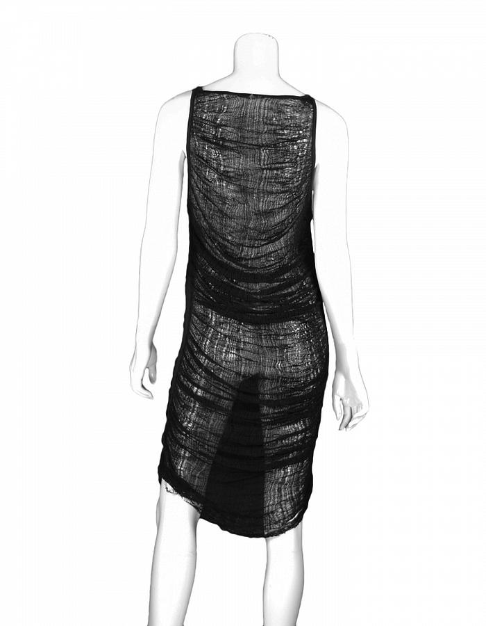 SANDRINE PHILIPPE DESTROYED DRESS