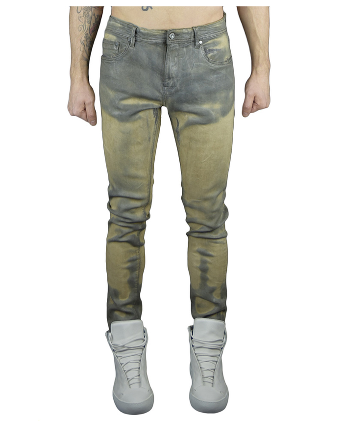 M-OJO RISIN' THERMO SENSITIVE JEAN - MUD