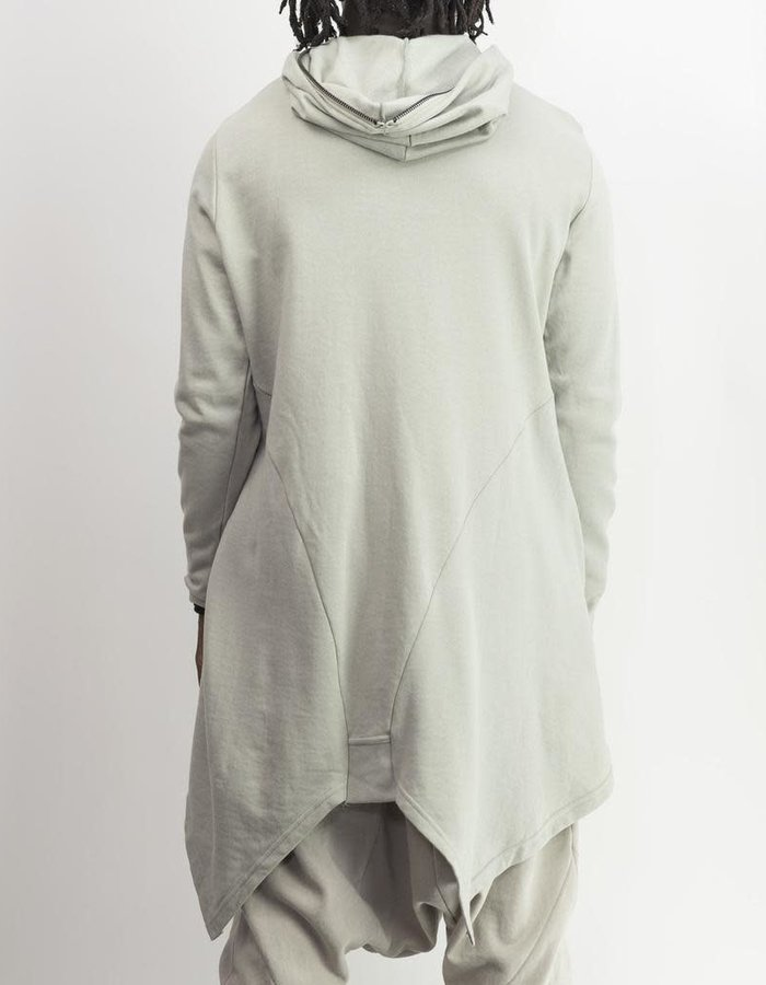 FIRST AID TO THE INJURED SCARPA HOODIE - ASH