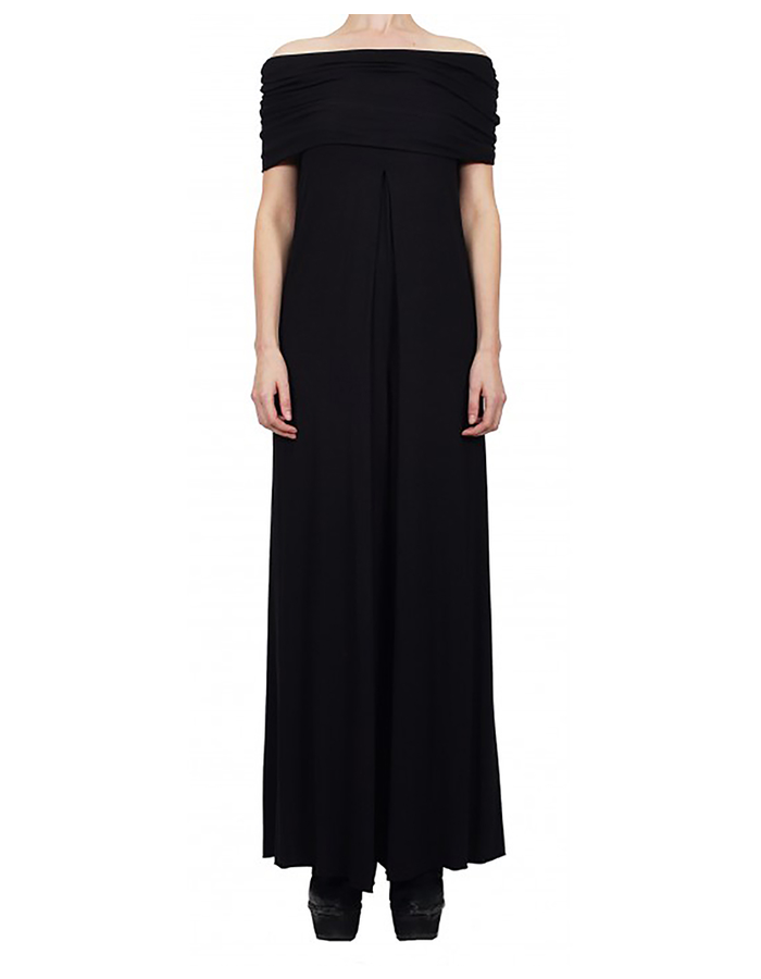 DAVIDS ROAD OFF SHOULDER JUMPSUIT