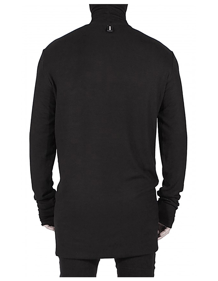 DAVIDS ROAD DOUBLE LAYER TURTLE NECK SWEATER