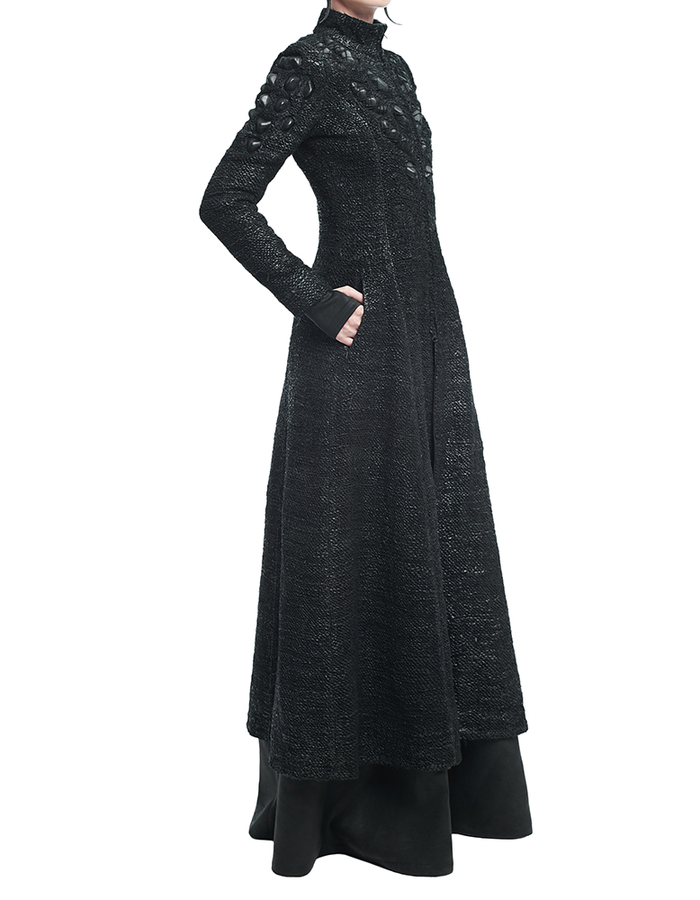 GELAREH DESIGNS TEPHRA COAT