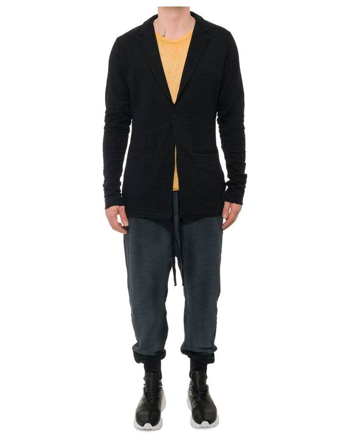 THOM KROM TK SS19 ONE BUTTON COTTON BLAZER