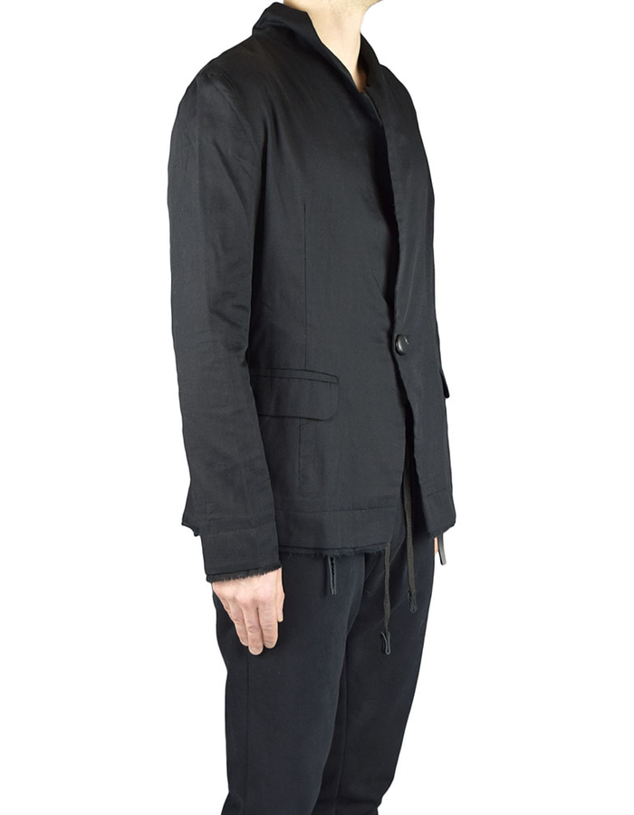 DAVIDS ROAD DOUBLE COTTON BLAZER