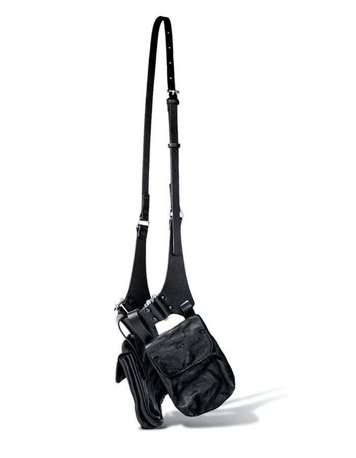 TEO + NG MOO DOUBLE POUCH HARNESS