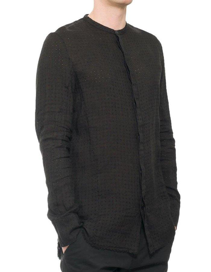 MASNADA FAKIR SHIRT - BLACK