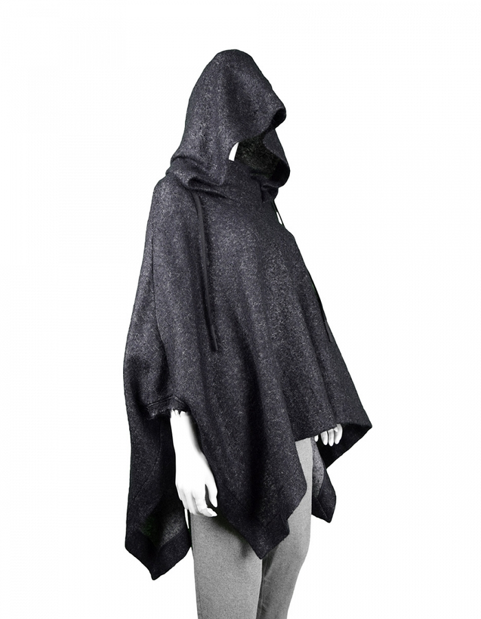 LOST AND FOUND SOFT PONCHO