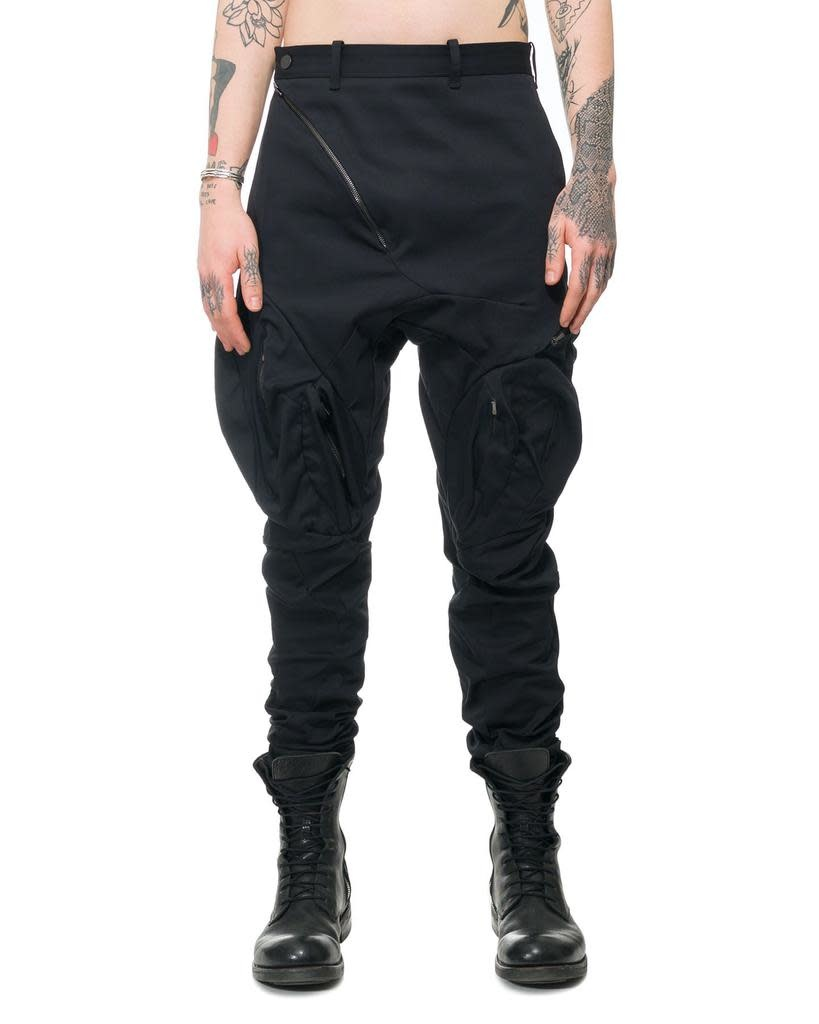 DISTORTION MUSCLE POCKET PANTS