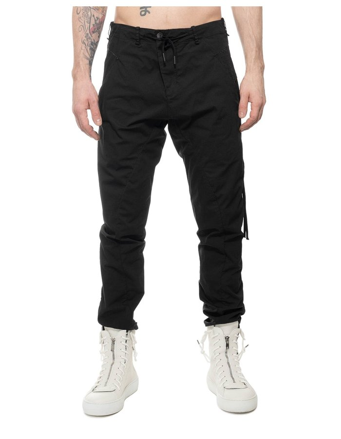 MASNADA MISHAP PANTS - BLACK