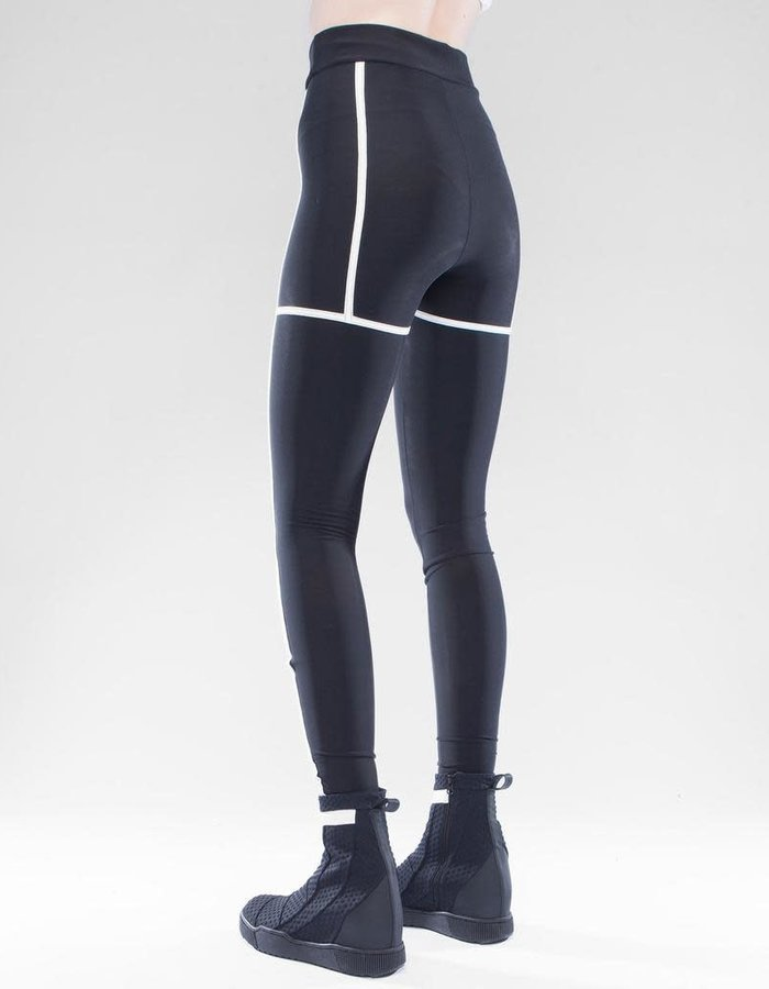 DEMOBAZA LEGGINGS EHEIE BLACK