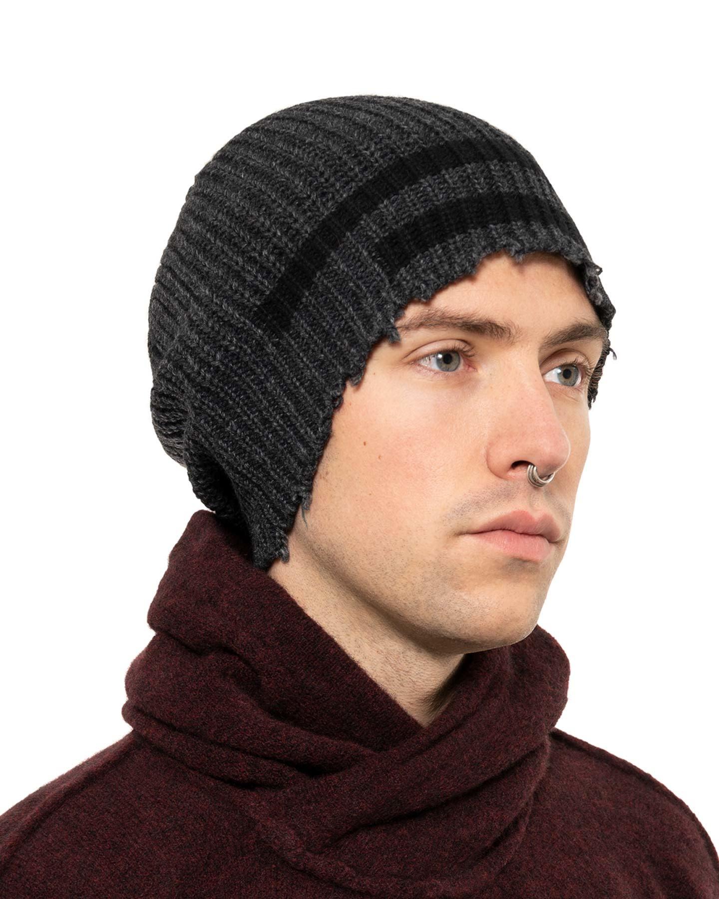 RAW CUT COLLEGE HAT - GRAPHITE