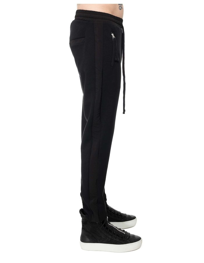 THOM KROM STRETCH MODAL JOGGER WITH PANEL