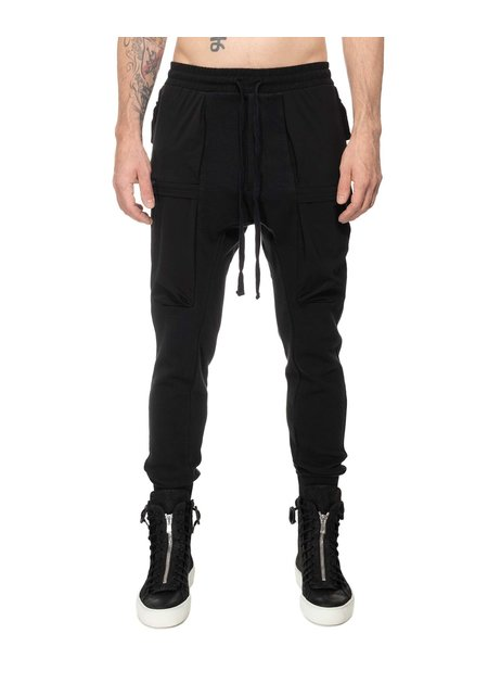 THOM KROM DOUBLE POCKET LOW CROTCH JOGGER