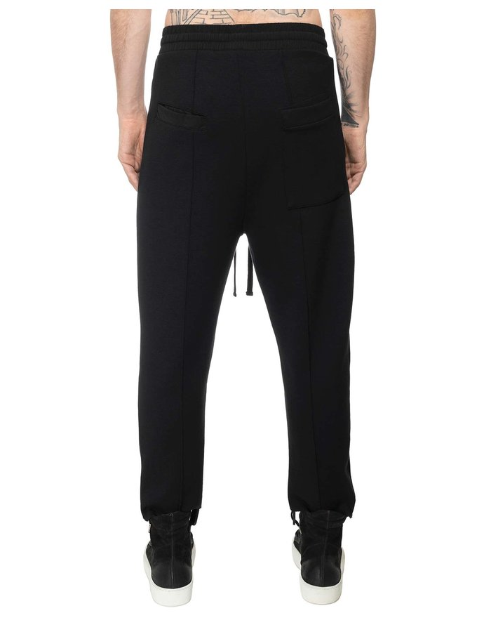 THOM KROM STRETCH MODAL PLEATED TROUSER
