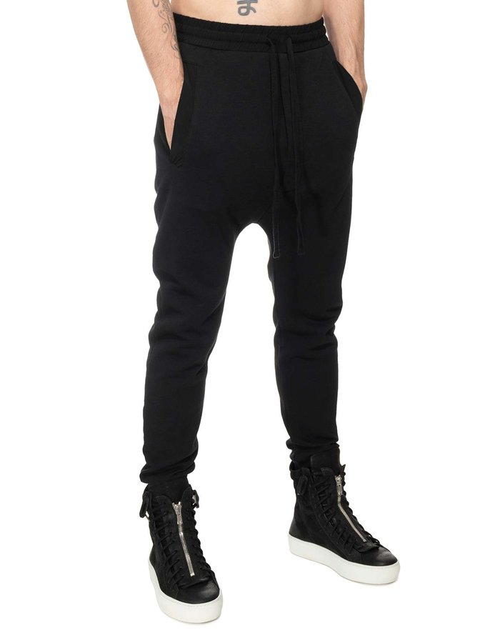 THOM KROM LOW CROTCH SLASH POCKET JOGGER