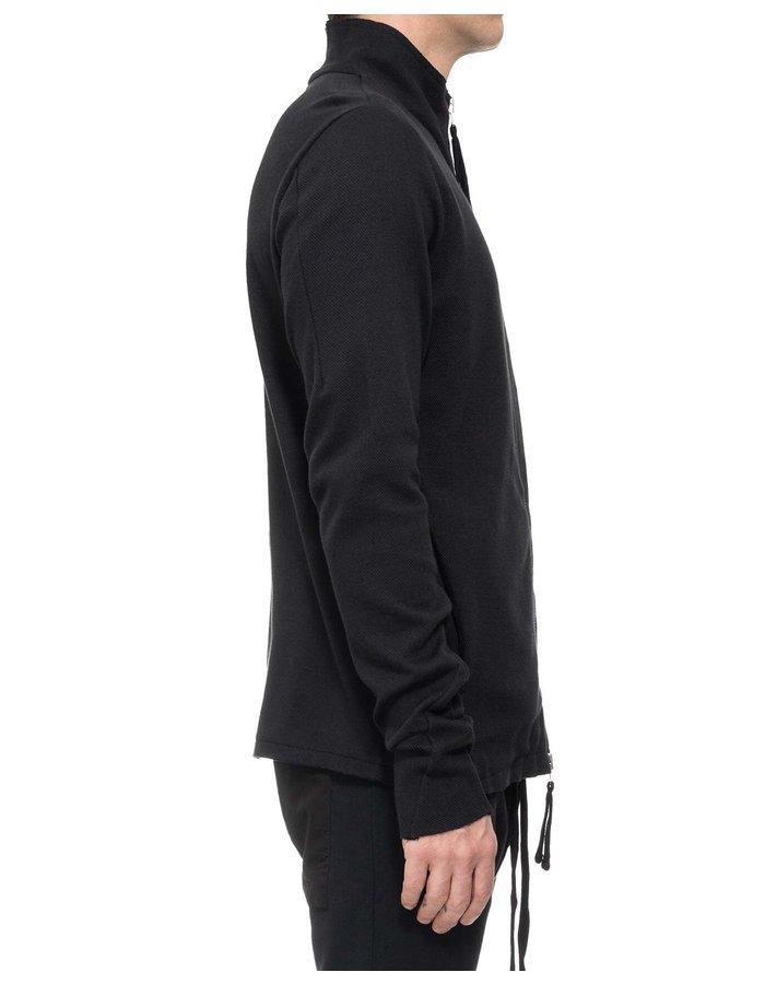 THOM KROM Zip Front Sweatshirt Jacket