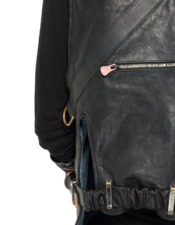 IERIB PARACHUTE BAG HORSE LEATHER