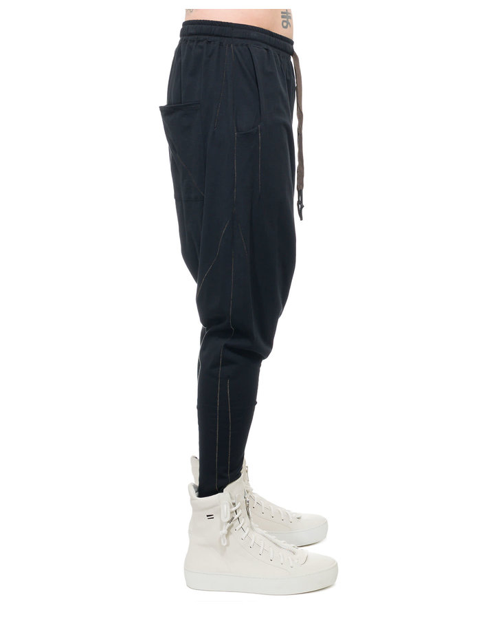 FIRST AID TO THE INJURED VAGENNIA PANTS - BLACK